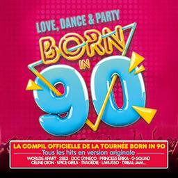 Born in 90 : love, dance & party | Larusso