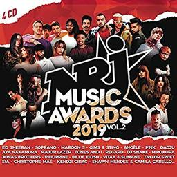 NRJ music awards 2019 : vol. 2 | Sheeran, Ed