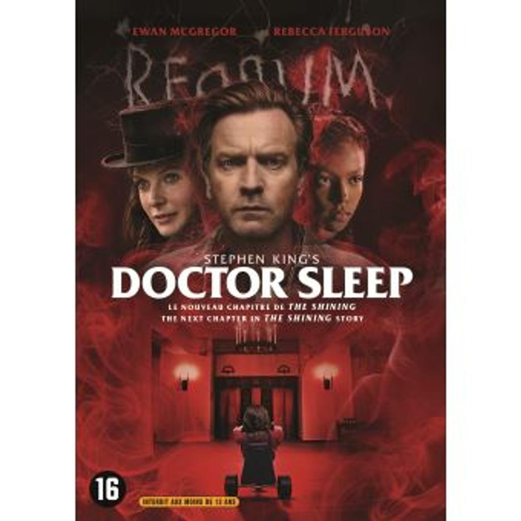 Doctor sleep / Mike Flanagan, Réal. | King, Stephen. Antécédent bibliographique