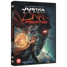 Justice League dark : apokolips war / Matt Peters; Christina Sotta, Réal. | Peters, Matt. Metteur en scène ou réalisateur