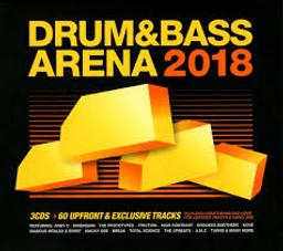 Drum and bass arena 2018 | Mad Hed City