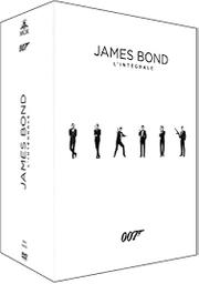 James Bond 007 : Intégrale des 24 films (L') / Terence Young; Guy Hamilton; Lewis Gilbert; Peter R. Hunt; John Glen; Martin Campbell; Roger Spottiswoode; Michael Apted; Lee Tamahori; Marc Forster; Sam Mendes, Réal. | Connery, Sean. Acteur