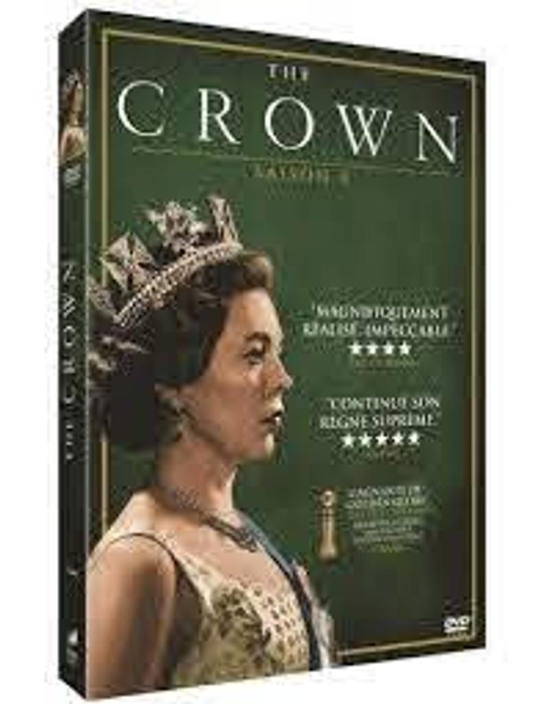 Crown (The) : saison 3 / Benjamin Caron; Christian Schwochow, Réal. | Morgan, Peter. Producteur. Scénariste