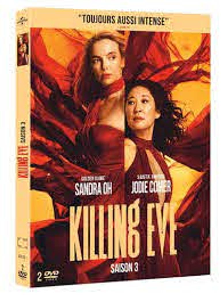 Killing Eve : saison 3 | Waller-Bridge, Phoebe. Producteur