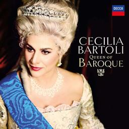 Queen of baroque / Cecilia Bartoli | Bartoli, Cecilia. Interprète