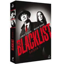 Blacklist (The) : saison 7 | Bokenkamp, Jon. Producteur