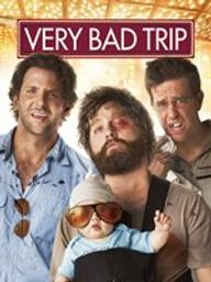 Very Bad Trip / Todd Phillips, réal. | Phillips, Todd. Monteur