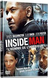 Inside man / Spike Lee, Réal. | Lee, Spike. Monteur